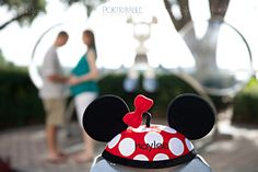 Love this idea with the baby name on the hat. orlando florida maternity and newborn photographer Newborn Shoot, Maternity Session, Maternity Pictures, Pregnancy Photos, Baby Pictures, Baby Photos, Pregnancy Photography, Disney Baby Announcement, Pregnancy Announcements