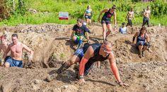 The #Coffee mud challenge at Battle Frog Series. #sponsor #beast #healthyliving
