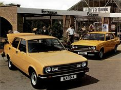 Vintage Cars Classic Morris Marina built, with 674 remaining in the UK, for a total of left. Porsche Boxster S, Porsche 911, Morris Minor, Citroen Ds, Chengdu, Classic Trucks, Classic Cars, Morris Marina, Peugeot 204