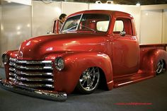 Brazilian Hot Rods: Chevy Pick Up