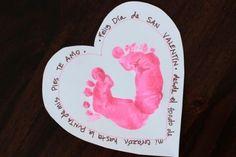 Regalos de navidad con las huellas de tu bebé | Blog de BabyCenter