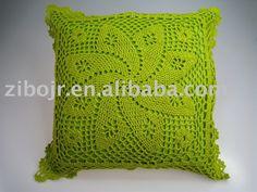 Cojines a crochet patrones - Imagui