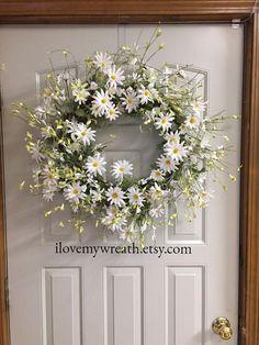 Sunflower Hula Hoop Wreath