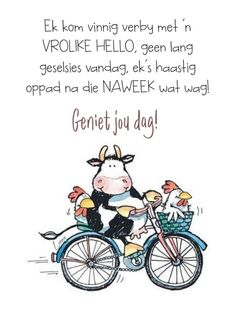 Friday Messages, Lekker Dag, Goeie More, Afrikaans, Good Morning, Comics, Words, Van, Lifestyle