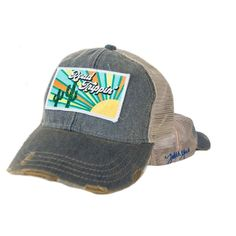 Judith March Road Trippin' Hat