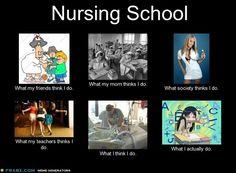 Nursing School... my-goals-and-inspirations