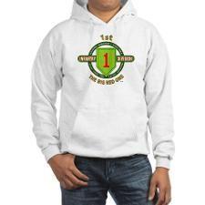 US 2nd Bn 70th Armor Regiment Mens Full-Zip Up Hoodie Jacket Pullover Sweatshirt