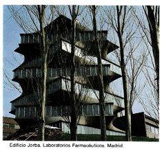 23 Ideas De Arquitectura En 2021 Arquitectura Madrid Ciudad Miguel Fisac