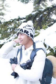 2 Moons, Addicted Series, Asian Boys, My Eyes, Asian Beauty, Singing, Winter Hats, Handsome, Actresses
