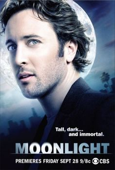 Moonlight (TV Series 2007–2008) - Alex O'Loughlin, Sophia Myles, Shannyn Sossamon.