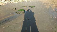 Shadow, Forelands Beach IOW