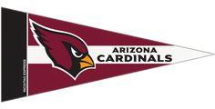 Arizona Cardinals Mini Pennants - 8 Piece Set