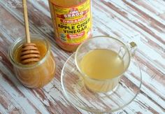 Apple Cider Vinegar and Honey on an Empty Stomach Early in the Morning? YES PLEASE!