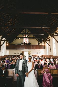 Multicultural South African Wedding from Bright Girl Photography - Munaluchi Bridal Magazine