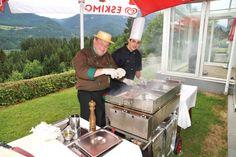 traditionelle #Grillabend im #Glocknerhof www.glocknerhof.at