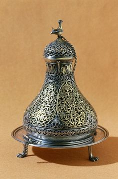 moroccan incense burners - Google Search