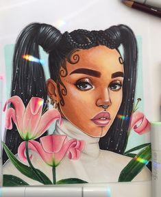 ✨ @fkatwigs ✨ //please help me tag her and let me know what you guys think