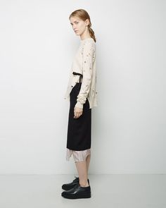 Maison Martin Margiela Défilé  Wrap Skirt
