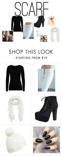 """Winter Wonderland"" by takalyn-fowler on Polyvore featuring French Connection, Bullhead Denim Co., Subtle Luxury, Speed Limit 98, Miss Selfridge and Jeffree Star"