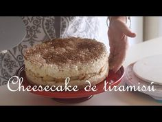 Cómo hacer una Cheesecake de tiramisú Sweet Desserts, Chocolate, Ethnic Recipes, Food, Youtube, Cooking Recipes, Pastries, Ethnic Food, How To Make