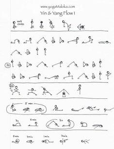 ashtanga yoga primary series with count pdf download