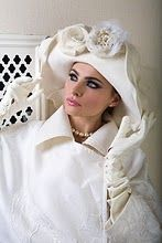 need a model shot? OMG beautiful pics all for their hat stuff. but great for model reference non the less