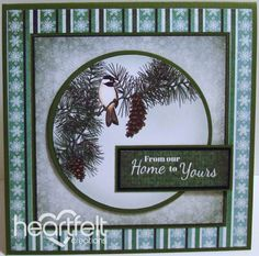 Start Your Christmas Cards Today with New Inspiration - Heartfelt Creations