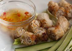 Vietnamese Spring Roll Recipe  http://www.dailyunadventuresincooking.com/recipe/vietnamese-spring-rolls-recipe/