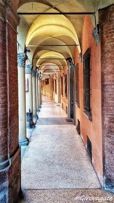 Bologna, Buildings, Italy, Travel, Beauty, Rook, Italia, Viajes, Destinations