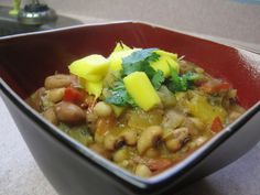 Caribbean Jerk Chili (Vegan) | The Gluten Free Vegan