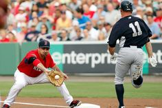 As spring training nears its 2012 end, the games are heating up! (Photo J Meric)