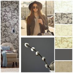 Haven by Candice Olson from York Wall Coverings at Texas Paint & Wallpaper in Dallas, Plano, Arlington Inspiration for Home Decor