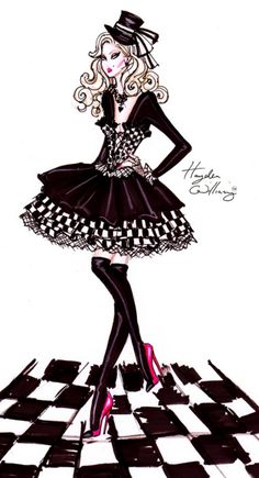 Costume Couture by Hayden Williams: The Mad Hatter
