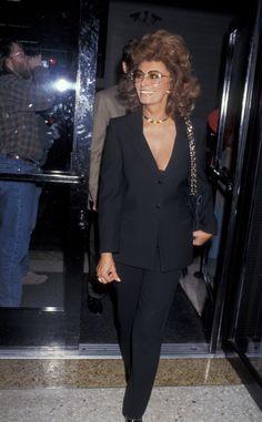 Sophia Loren's Style Evolution: Yesterday, Today and Tomorrow - Sophia Loren-Wmag