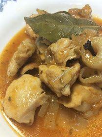 La Cocina De Beli Mar Pollo En Escabeche Pollo En Escabeche Receta De Escabeche Recetas De Comida