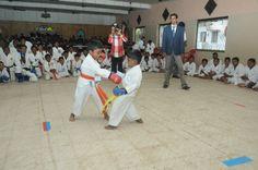 Karate Tournament : 23-2-2014 at Trichy