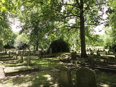 Paddington Old Cemetery, London