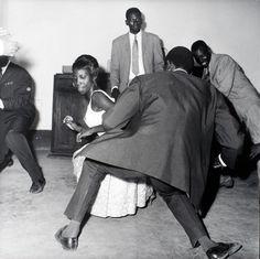 Dansez le Twist // Malick Sibide