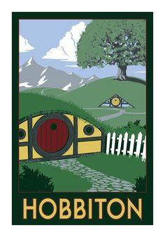 Hobbiton: the perfect getaway for gardeners who love books almost as much as Second Breakfast.