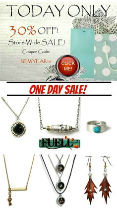 Etsy Handmade Jewelry Sale, Today Only! 30% Off Store-Wide! Get your Valentines Day Gifts Today! #etsysale #handmadejewelrysale #valentinesdaysale #valentinesdayjewelrysale #jewelrysale