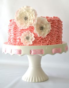 i love decorated food! brings both my passions together: food and decorating!