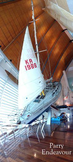 Parry Endeavour Ship, Fremantle - WA Maritime Museum... definitely worth a visit.