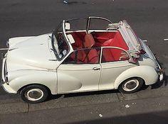 eBay: MORRIS MINOR 1000 Convertible 1967 WHITE #classiccars #cars ukdeals.rssdata.net