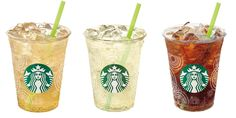 Starbucks launches handcrafted sodas, yogurt smoothies, cold-pressed juices