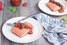 10-minute Salmon Wit