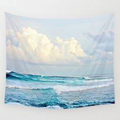 Water wall tapestry - Society6
