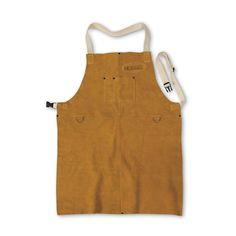 Keeping clean in a workshop is a chore, but an apron goes a long way. This heavy-duty Hobart Leather Welding Apron provides excellent coverage, a couple handy pockets and can serve as protection if you like to work with metal, too.
