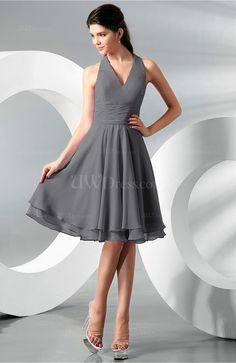 Stupefying Grey Bridesmaid Dresses : Charcoal Grey Bridesmaid Dresses