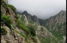 Chaine de l'atlas, Algérie