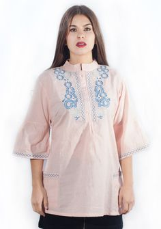 NEW IN Vintage blouse 1970s: http://marlet-shop.com/products/vintage-blouse-1970s